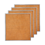 rident 50 - Air Filter - Front - 1 Year Multi-Pack - Atmospheric Water Generator - AWG
