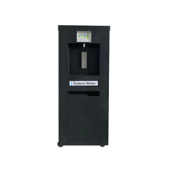 rident Water Company - TWC - Trident 7 - Atmospheric Water Generator - AWG - Black