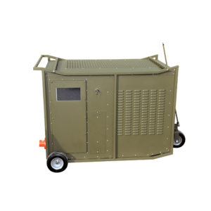 Trident Water Company - TWC - Trident 200 - Atmospheric Water Generator - AWG - Military Green 2