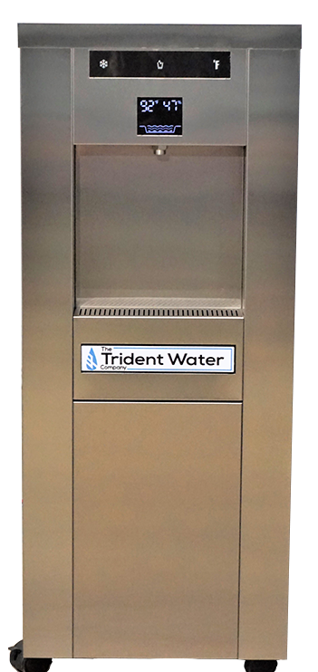 Trident Water Company - TWC - Trident 12 - Atmospheric Water Generator - AWG - Stainless