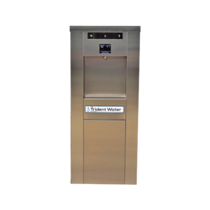 Trident Water Company - TWC - Trident 12 - Atmospheric Water Generator - AWG - Stainless - Military Grade