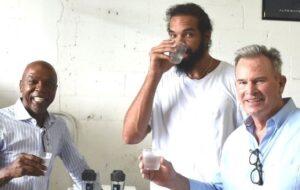 ALTDwater - Greg Breunich - Greg Anthony - Joakim Noah - Noah's Arc Foundation